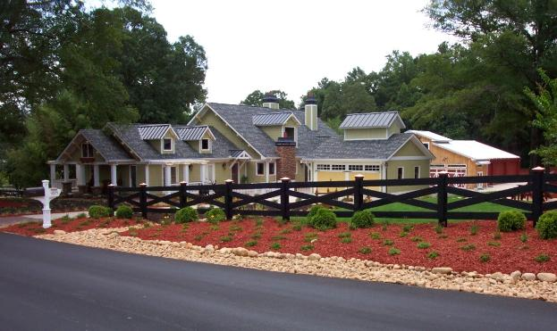 Timber Ridge Fence Alpharetta Fences Fence Contractors